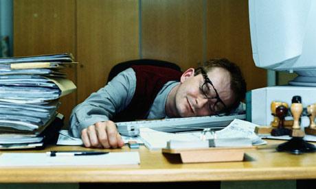 Как не уснуть на работе!