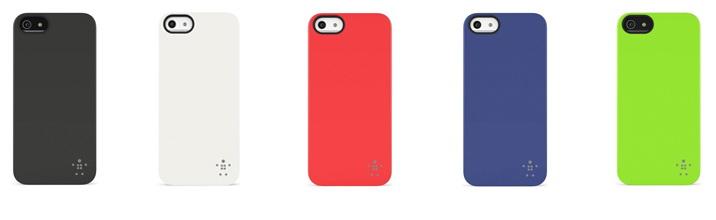 3259471 1 Чехлы Belkin для iPhone 5/5S