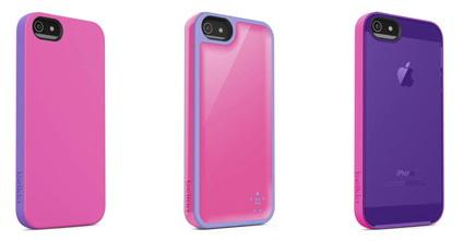 3259471 3 Чехлы Belkin для iPhone 5/5S