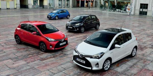 New Toyota Yaris 2014