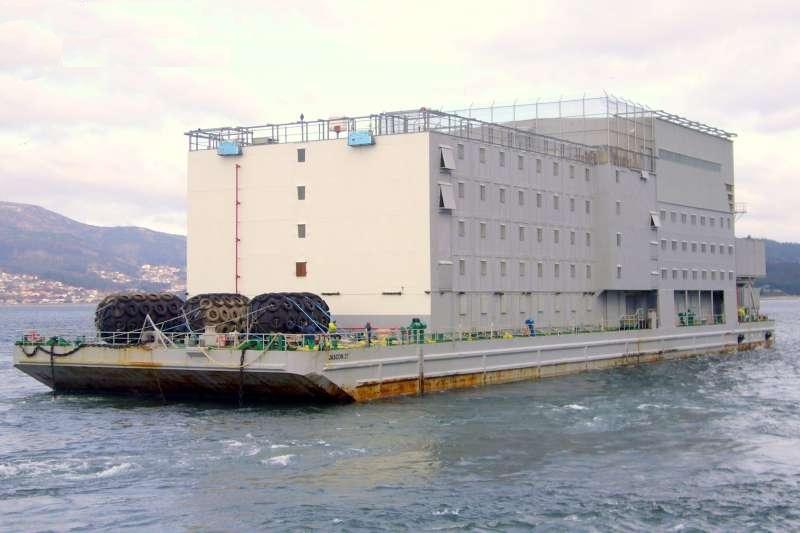 Корабль Тюрьма