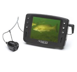 Электроника для рыболова. Подводная камера AQUA VU AV MICRO